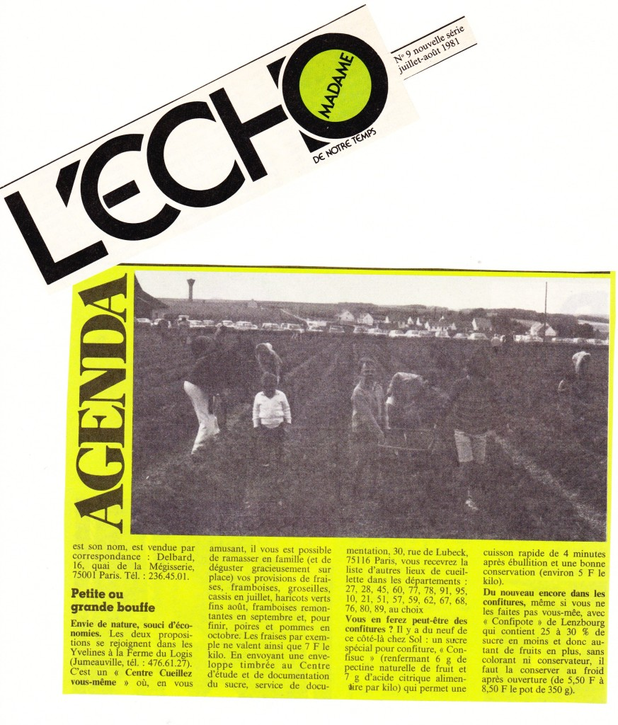 1981 juillet L'écho 001