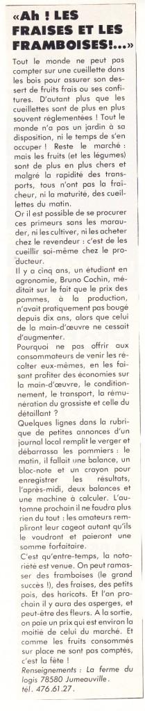 1981 juin Plein Air