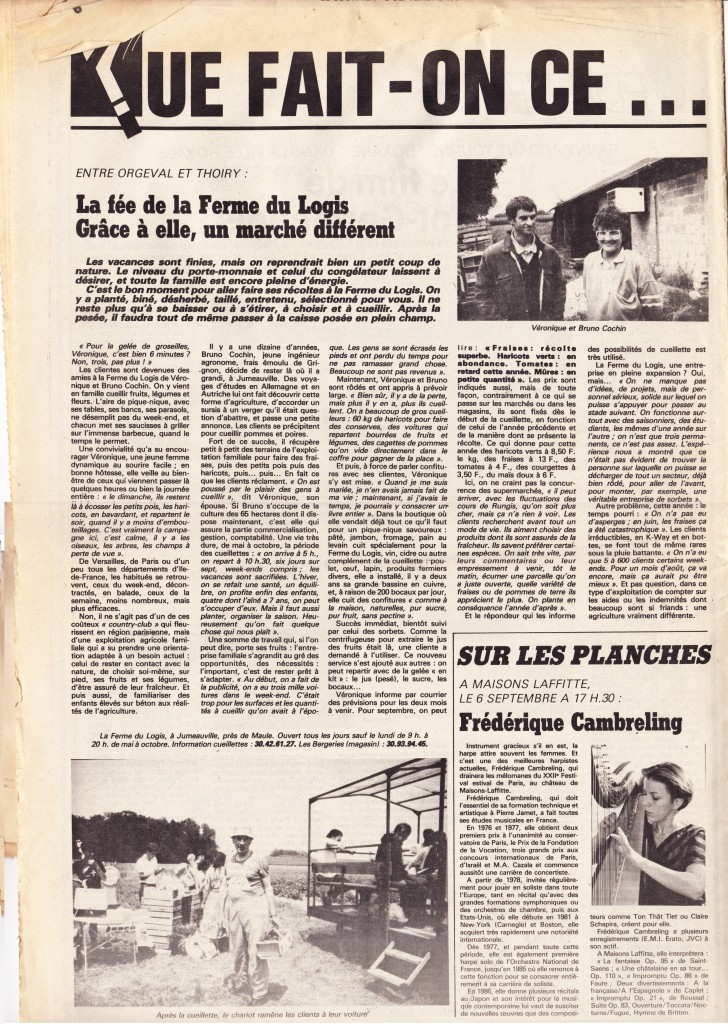1987 septembre Le Courrier 001