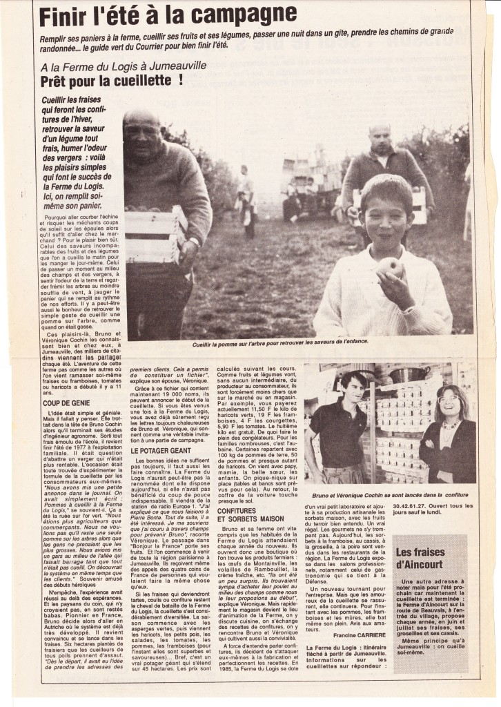 1990 Aout Le Courrier de Mantes 001